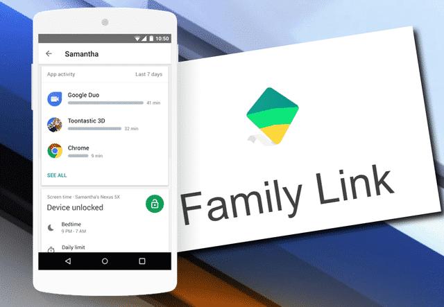 google family linkapp