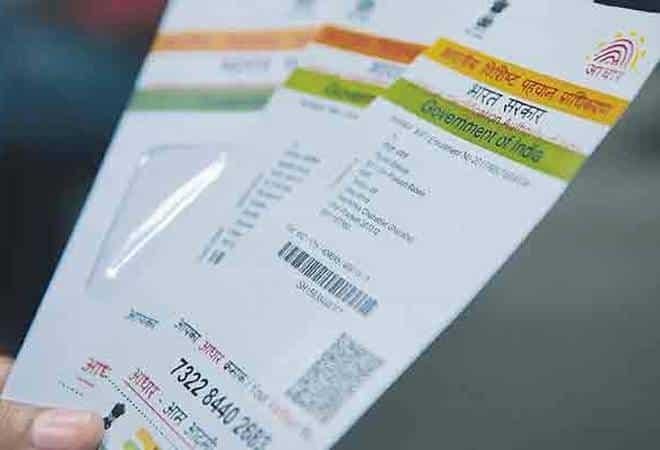 Reissue Aadhar card
