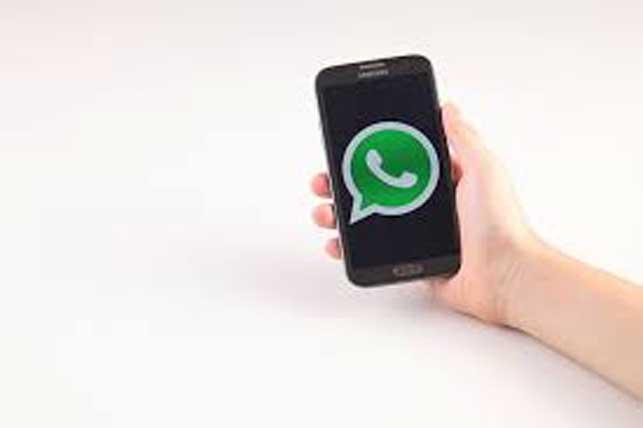 whatsapp virus message