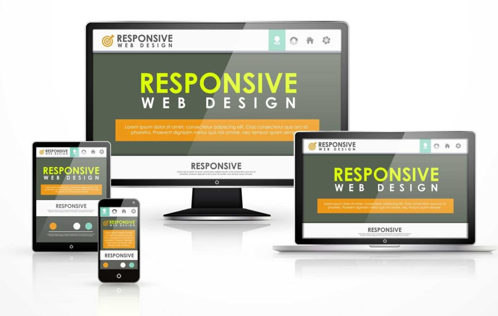 Wordpress Responsive Website