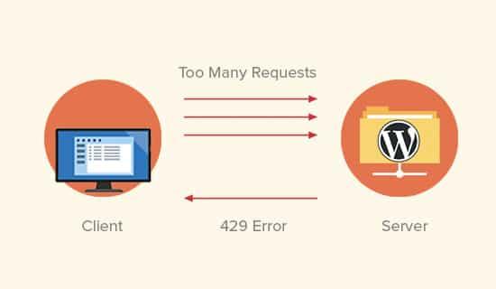 429 too many requests error 429 too many requests error WordPress 429 Too Many Requests Error Fix kaise kare 429error