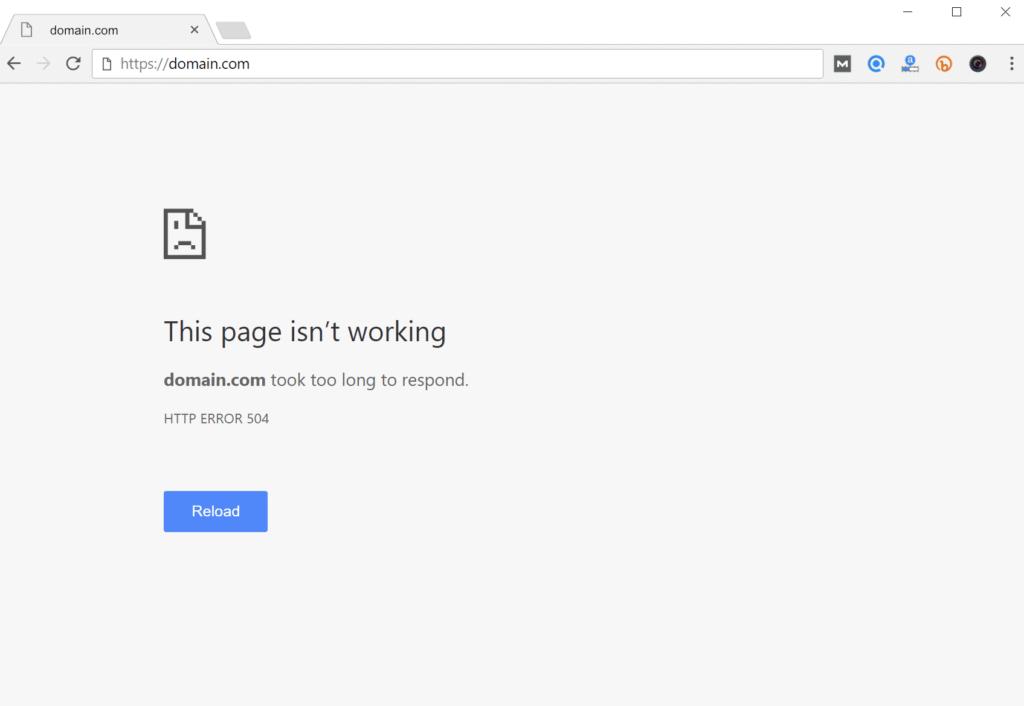 504 gateway timeout error WordPress 504 Gateway Timeout Error ko Fix kaise kare 504 gateway timeout error in browser 1 1024x706