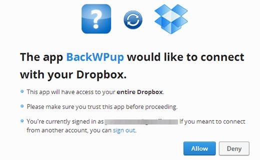 create complete wordpress backup Wordpress Blog ko backup kaise kare BackWPup Dropbox