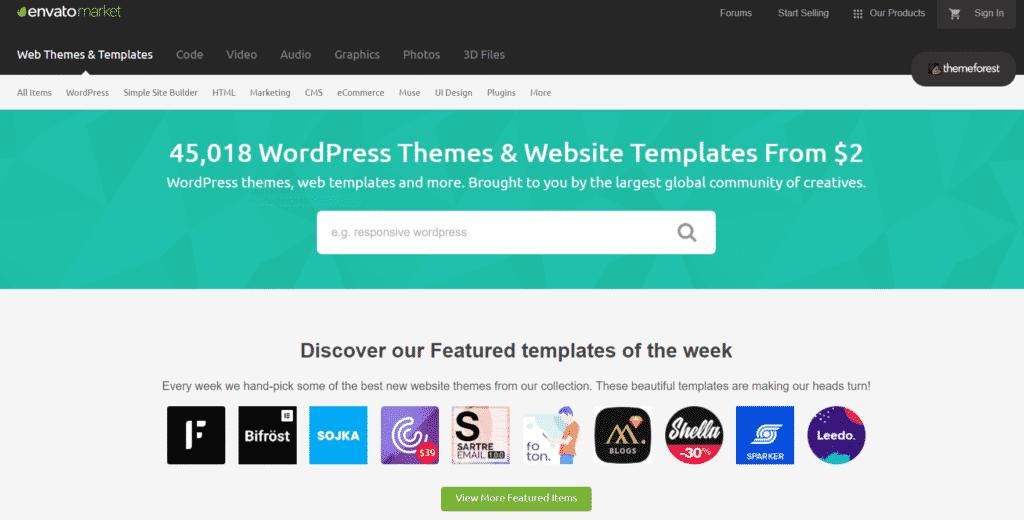 best wordpress theme websites Best WordPress Theme Kahridne ke liye Popular Websites Capture 120 1024x520