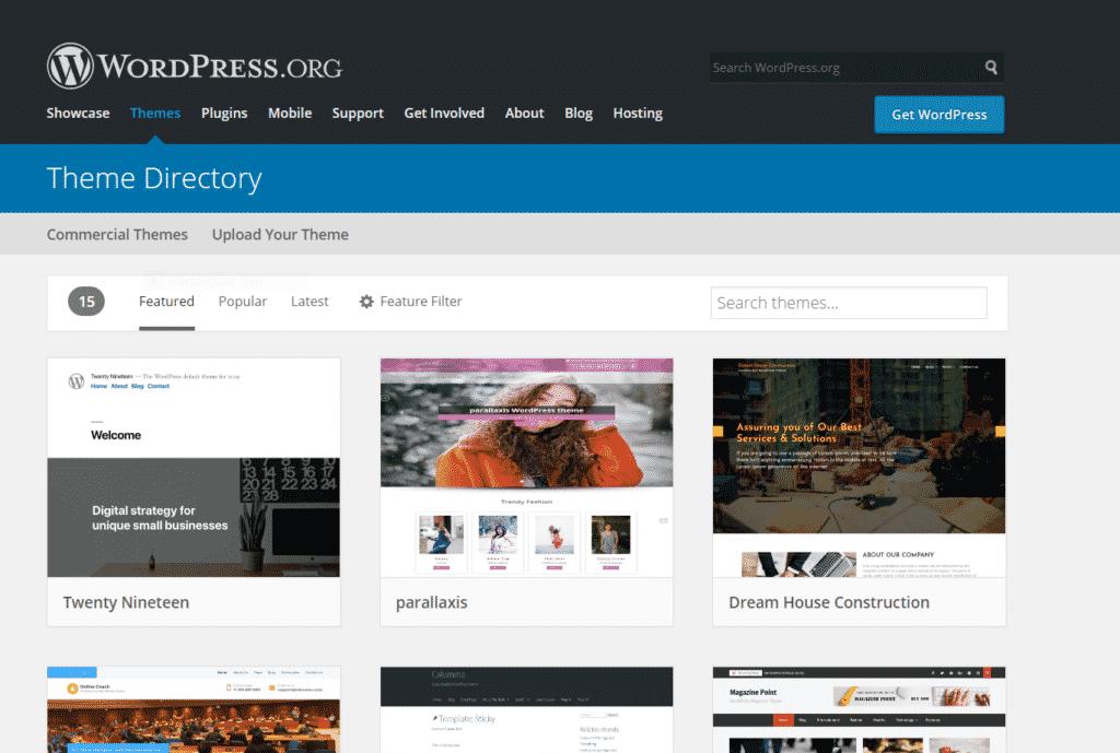 best wordpress theme websites Best WordPress Theme Kahridne ke liye Popular Websites Capture 122 1024x689
