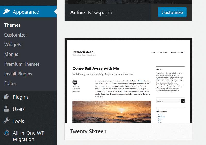 create menu in wordpress WordPress me Navigation Menu kaise add kare Capture 53