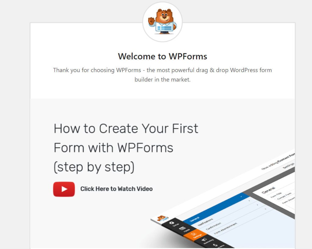 create contact form WordPress me Contact form kaise create kare Capture 7 1024x818