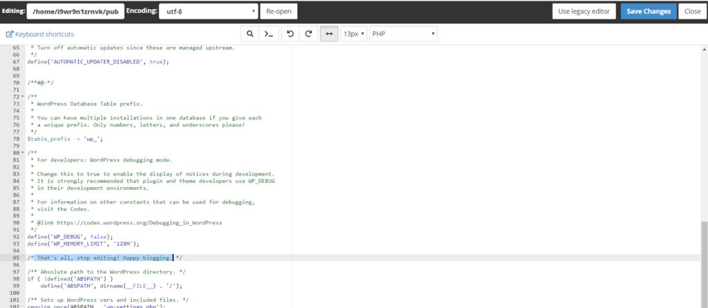 maximum file upload size Wordpress me Maximum File Upload Size kaise increase kare Capture 81 1024x446