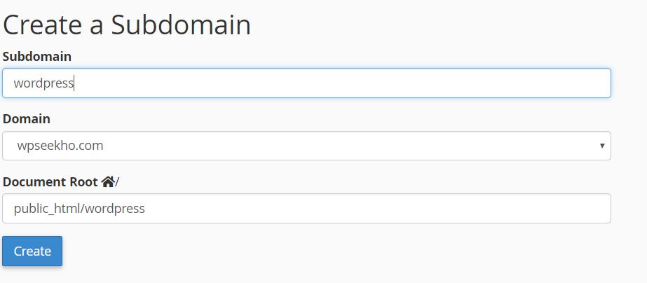 create sub-domain Apne blog ya website ke liye Sub-domain kaise banaye Capture 83