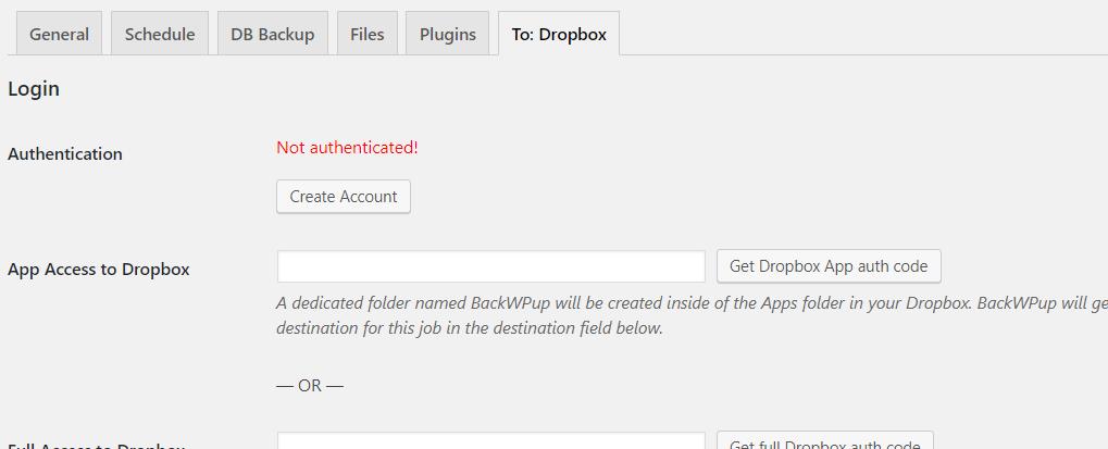 create complete wordpress backup Wordpress Blog ko backup kaise kare Capture 92
