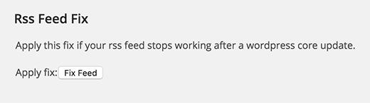 how to fix a WordPress RSS error in WordPress fix wordpress rss feed error WordPress RSS Feed Errors ko fix kaise kare fixrssfeed