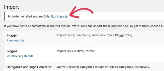 move from wordpress.com to wordpress.org Apne blog ko WordPress.com se WordPress.org pe move kaise kare runimporter