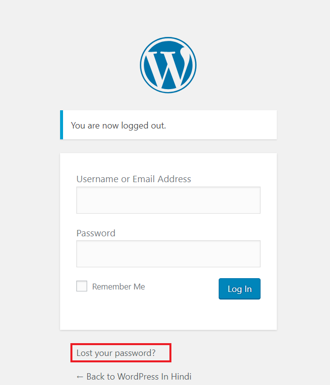 how to reset wordpress password using phpmyadmin PhpMyAdmin se Blog password kaise reset kare tempsnip 41