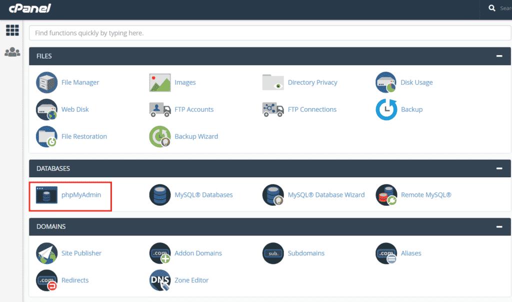 change theme via phpmyadmin WordPress Theme ko MyAdmin se kaise change kare tempsnip 63 1024x603
