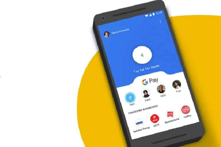 how to use multiple accounts in Google pay