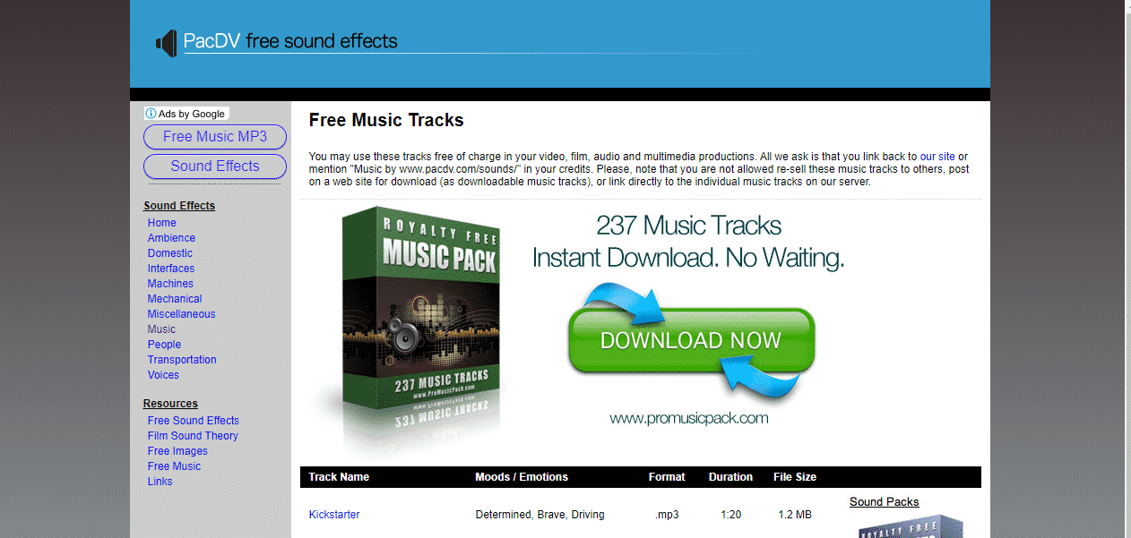 Free Music Download Sites