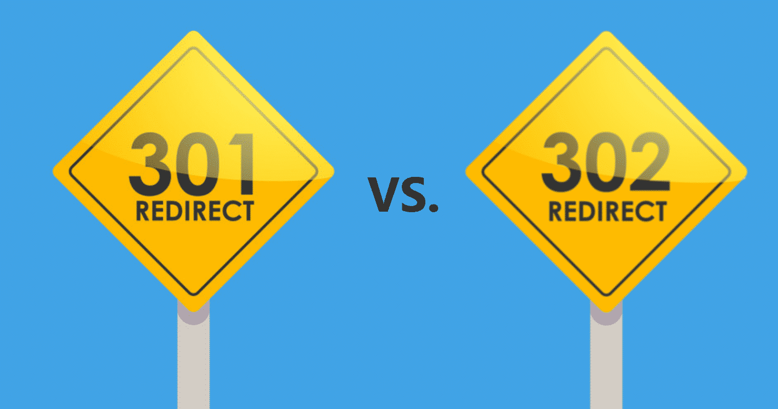 301 vs 302 Redirects