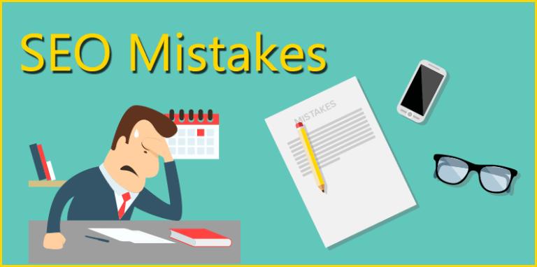 WordPress SEO Mistakes